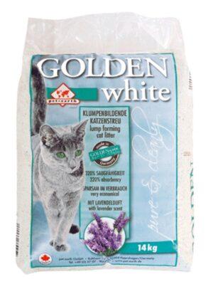 GOLDEN GREY WHITE LITER 7 KG - Areia para Gato - Produtos para gato
