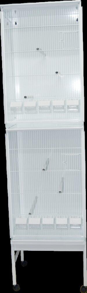 HT CONJ PASSARI STYLE MAXI 510*1900 C/ RODAPE + TAB - Produtos para aves - Viveiros para aves