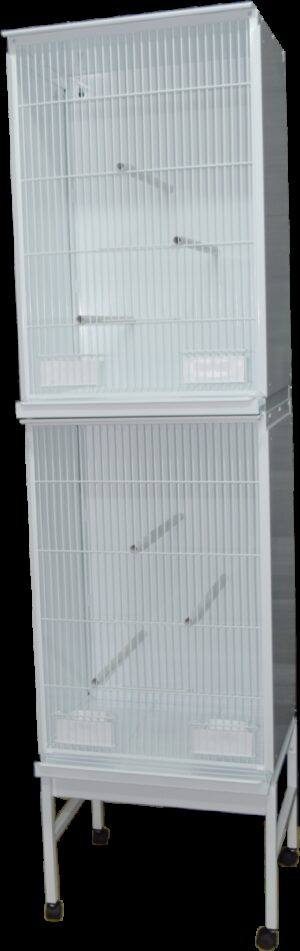 HT CONJ PASSARI STYLE MAXI PSIT 510*1900 C/ RODAPE + TAB - Produtos para aves - Viveiros para aves