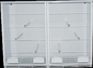 HT PASSARINHEIRA STYLE MAXI PSIT 1025*430*780 - Produtos para aves - Viveiros para aves