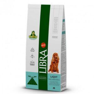 LIBRA DOG LIGHT 12 KG - Alimentação para cães - Produtos para cão