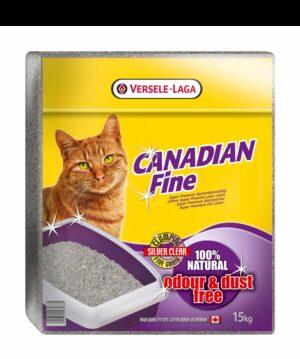 LITER CANADIAN FINE 15 KG - Areia para Gato - Versele-Laga