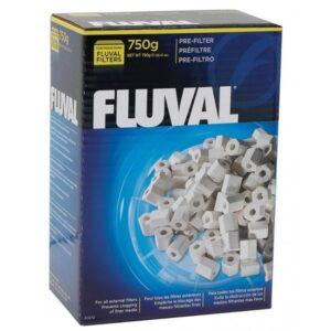 MASSA FILT CERAMICA FLUVAL 750 GR - Massa filtrante - Produtos para aquariofilia