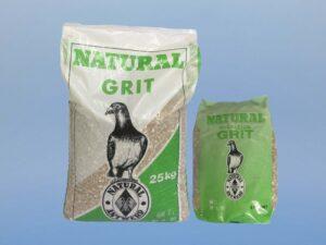 NATURAL GRIT NATURAL 20 KG - Alimentação para pombos - Suplementos alimento para pombos