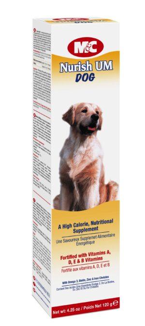 NURISH UM CAO 120 GR - Produtos para cão - Tratamentos para cão