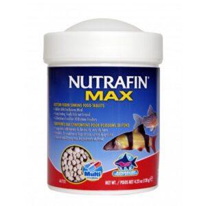NUTRA MAX PAST FUNDO - Alimentação para peixes - Produtos para aquariofilia