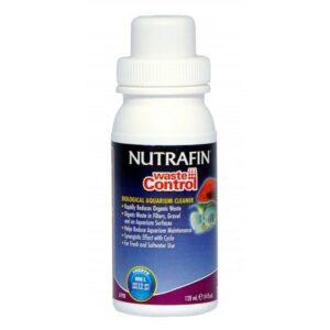 NUTRAFIN WASTE CONTROL 120 ML - Produtos para aquariofilia - Tratamento para peixes