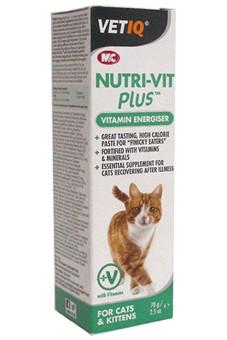 NUTRI-VIT PLUS GATO 70 GR - Produtos para gato - Tratamentos para gato
