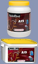 NUTRIBIRD A19 - Alimentação para aves - Produtos para aves
