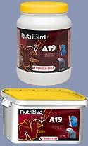 NUTRIBIRD A20 - Alimentação para aves - Produtos para aves