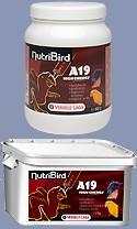 NUTRIBIRD A19 ALTA ENERGIA 800 GR - Alimentação para aves - Produtos para aves