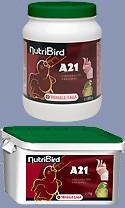 NUTRIBIRD A21 800 GR - Alimentação para aves - Produtos para aves