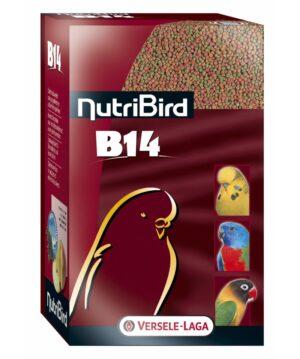 NUTRIBIRD B14 4 KG - Alimentação para aves - Produtos para aves