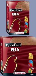 NUTRIBIRD B14 P/ PERIQUITOS 800 GR - Alimentação para aves - Produtos para aves