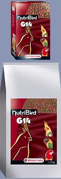 NUTRIBIRD G14 TROPICAL - Alimentação para aves - Produtos para aves