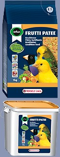 ORLUX FRUTTI PATEE 1 KG - Orlux - Produtos para aves