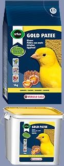 ORLUX GOLDPATEE AMARELA 5 KG - Orlux - Produtos para aves