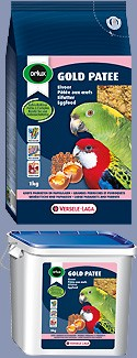 ORLUX GOLDPATEE PSITACIDIOS 5 KG - Orlux - Produtos para aves