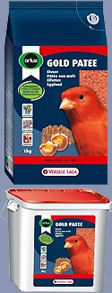 ORLUX GOLDPATEE VERMELHO 250 GR - Orlux - Produtos para aves