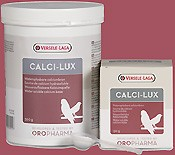 ORO. CALCILUX 500 GR - Oropharma - Tratamentos para aves