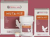 ORO. MUTA-VIT 25 GR - Oropharma - Tratamentos para aves