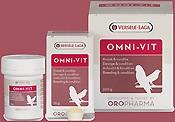 ORO. OMNI-VIT 200 GR - Oropharma - Tratamentos para aves