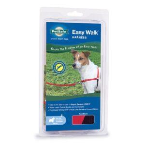 PEITORAL EASYWALK M VERMELHO - Acessórios para cão - Produtos para cão
