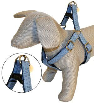 PEITORAL MYLORD AZUL 60-100*25 MM - Acessórios para cão - Produtos para cão