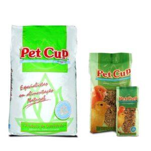 PETCUP MIST CANARIO CLASSIC 20 KG - Alimentação para aves - Produtos para aves