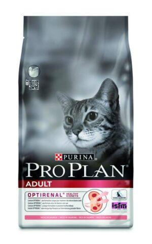 PRO PLAN ADULTO SALMAO 1.5 KG - Alimentação para gatos - Produtos para gato