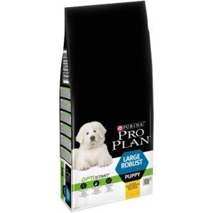 PRO PLAN LARGE ROBUST PUPPY CHICKEN 12 KG - Alimentação para cães - Produtos para cão