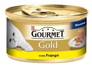 PU GOLD MOUSE FRANGO 85 GR - Alimentação Humida para gatos - Purina Gold