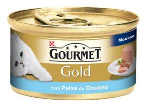 PU GOLD MOUSE PX OCEANO 85 GR - Alimentação Humida para gatos - Purina Gold