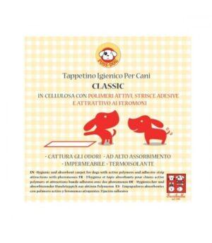 RESGUARDO SUPER NAPPY 10 UN 60*60 CM - Diversos para higiene - Produtos para cão