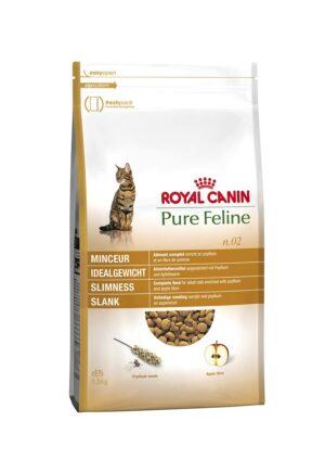 ROYAL CANIN 02 EMAGRECIMENTO 300 GR - Alimentação para gatos - Royal Canin