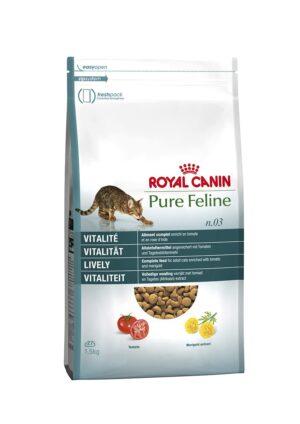 ROYAL CANIN 03 VITALIDADE 1.5 KG - Alimentação para gatos - Royal Canin