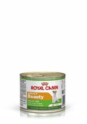 ROYAL CANIN ADULT BEAUTY 195 GR LATA - Alimentação Humida para cães - Royal Canin