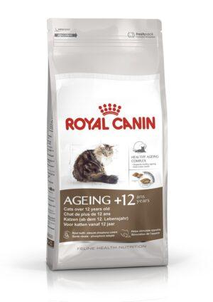 ROYAL CANIN AGEING12+ 4 KG - Alimentação para gatos - Royal Canin