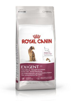 ROYAL CANIN AROMATIC EXIGENT 400 GR - Alimentação para gatos - Royal Canin