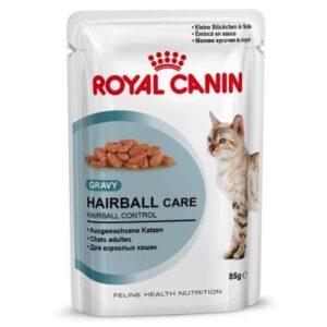 ROYAL CANIN HAIRBALL CARE (gravy) 85 GR - Alimentação Humida para gatos - Royal Canin