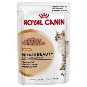 ROYAL CANIN INTENSE BEAUTY (gravy) 85 GR - Alimentação Humida para gatos - Royal Canin