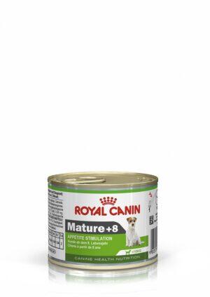 ROYAL CANIN MI MATURE+8 195 GR LATA - Alimentação Humida para cães - Royal Canin
