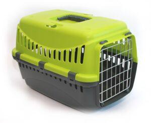 TRANSPORTADORA GIPSY 1 C/ PORTA METALICA - Acessórios para cão - Transportadoras para cão