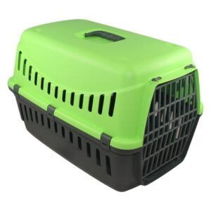 TRANSPORTADORA SPRINT 1 C/ PORTA PLASTICO - Acessórios para cão - Transportadoras para cão