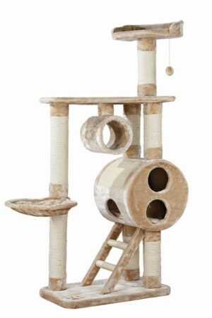 TREPADOR MIJAS P/ GATOS (BEGE) - Acessórios para gato - Produtos para gato