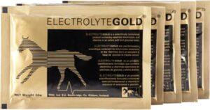 TRM ELECTROLYTE GOLD 50 GR - Produtos para pombos - Trm