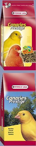 CANARIO GOURMET 1 KG - Alimentação para aves - Versele-Laga