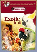 EXOTIC FRUIT PAPAGAIO 600 GR - Alimentação para aves - Versele-Laga