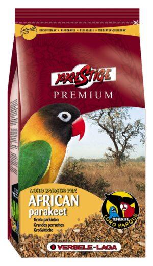 GRANDE PERIQUITOS AFRICANO 1 KG - Alimentação para aves - Versele-Laga