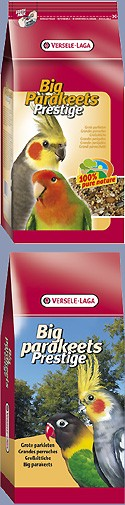 GRANDE PERIQUITOS STAND UP 1 KG - Alimentação para aves - Versele-Laga